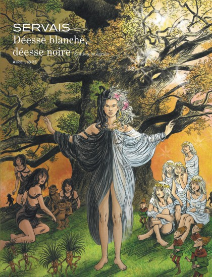 Déesse blanche, déesse noire - Intégrale