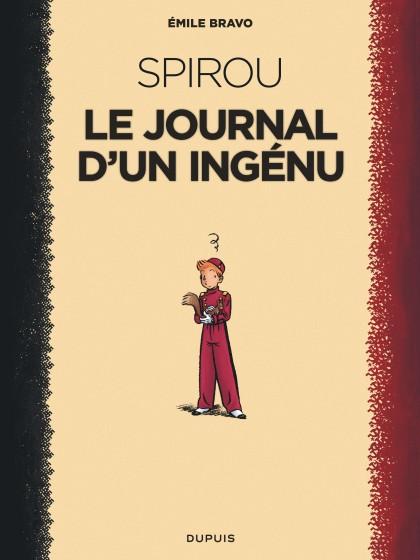 Spirou - Le journal d'un ingénu (réédition 2018)