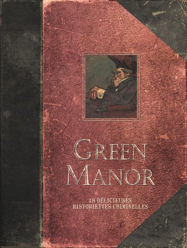 cover-comics-green-manor-8211-l-8217-intgrale-tome-1-green-manor-8211-l-8217-intgrale