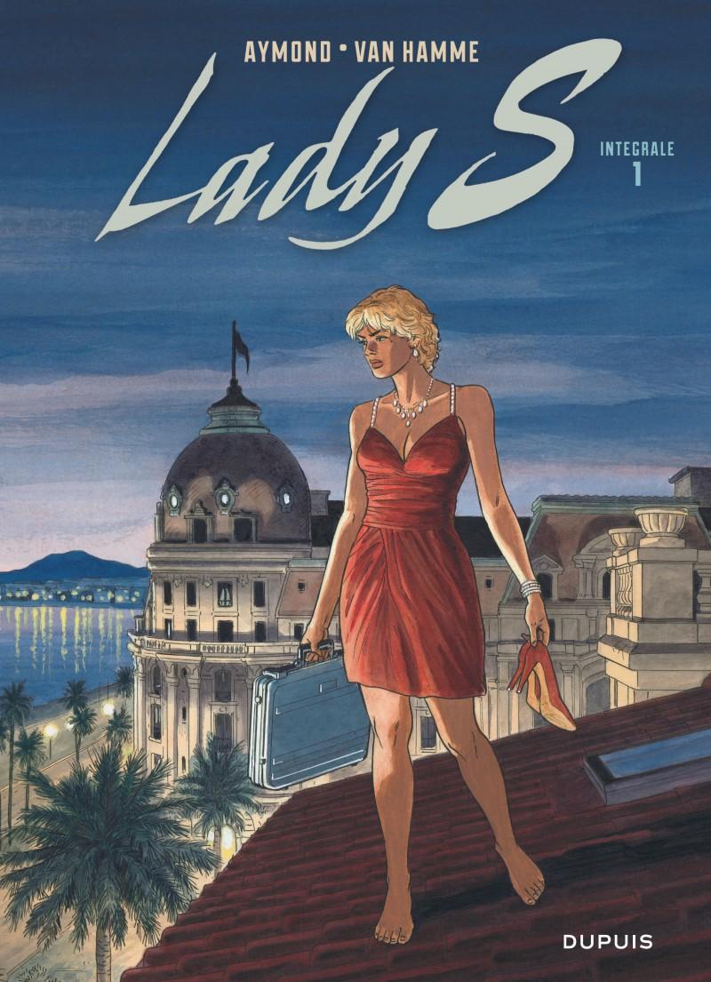 Lady S - Nouvelle intégrale - tome 1 - Lady S - Nouvelle intégrale - Tome 1