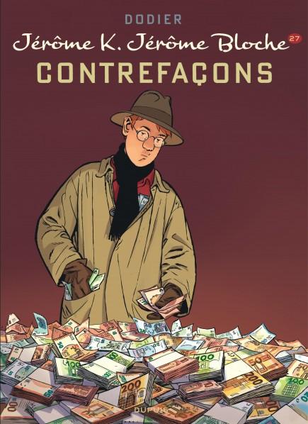 Jerome K. Jerome Bloche - Contrefaçons