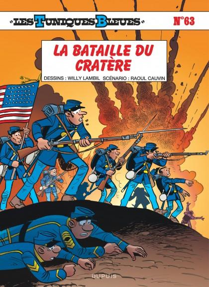 Les Tuniques Bleues - La bataille du Cratère