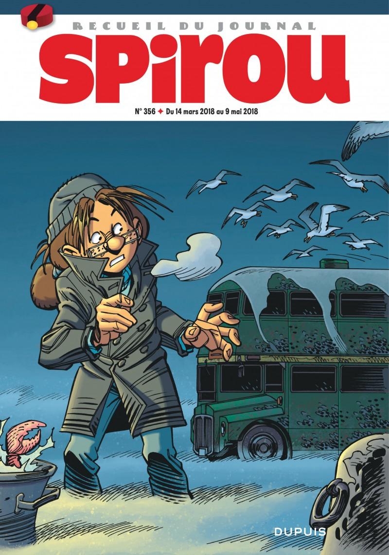 Recueil Spirou - tome 356 - Recueil Spirou 356