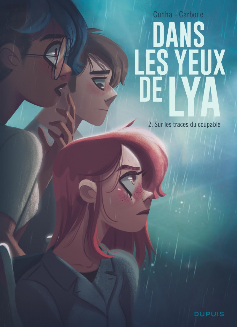 Through Lya's Eyes - tome 2 - Sur les traces du coupable