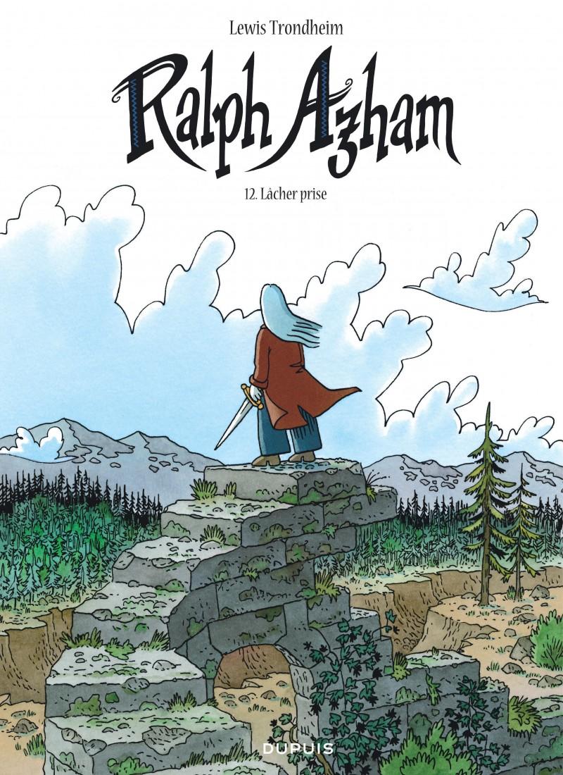 Ralph Azam - tome 12 - Lâcher prise