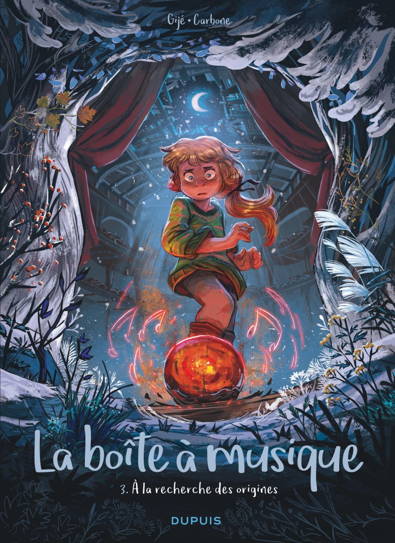 The Music Box - tome 3 - À la recherche des origines