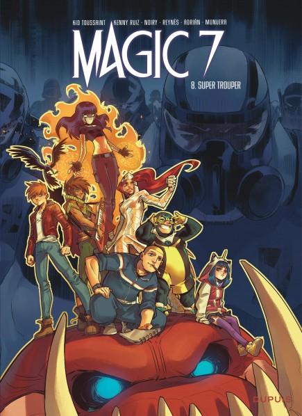 Magic 7 - Super Trouper