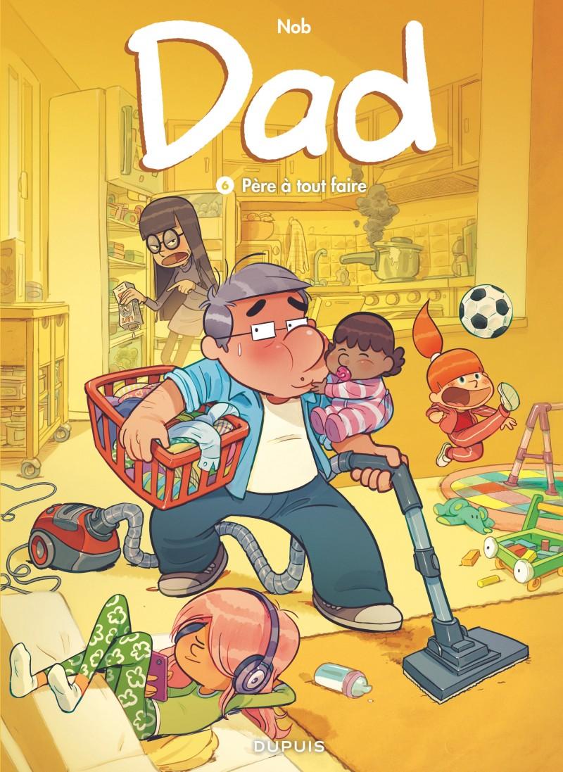 Dad (6) : Père à tout faire