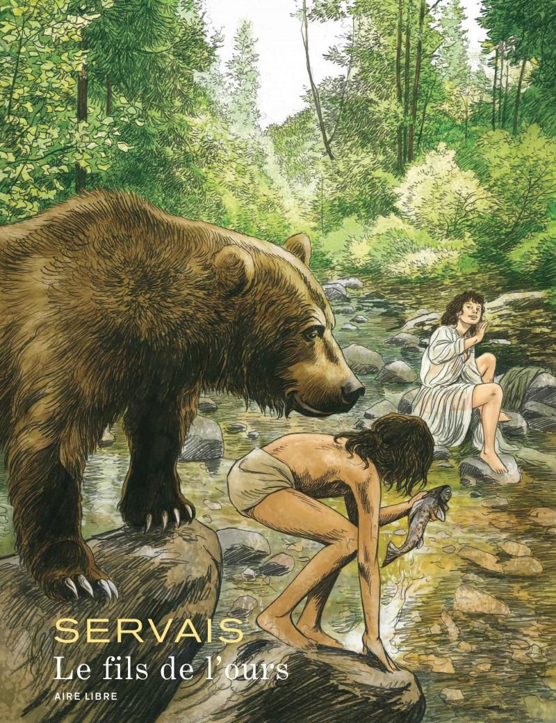 Le fils de l'ours - tome 1 - Le fils de l'ours