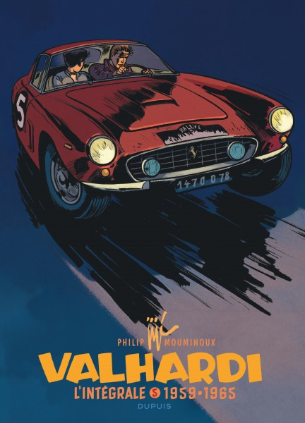 Valhardi Intégrale - Valhardi, L'intégrale, tome 5 (1959-1965)