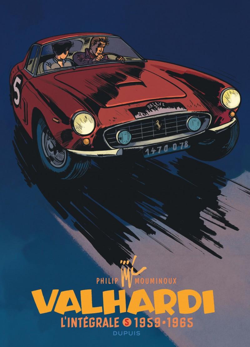 VALHARDI - Compilation - tome 5 - Valhardi, L'intégrale, tome 5 (1959-1965)