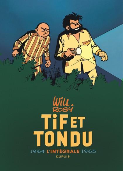 Tif et Tondu - Nouvelle Intégrale  - Tif et Tondu - Nouvelle Intégrale, tome 4
