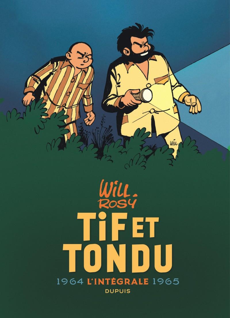 Tif et Tondu - Nouvelle Intégrale  - tome 4 - Tif et Tondu - Nouvelle Intégrale, tome 4