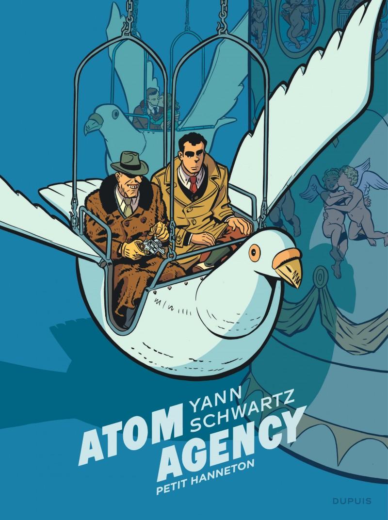 Atom Agency - tome 2 - Petit hanneton