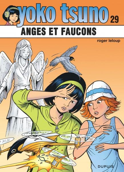 Yoko Tsuno - Anges et faucons