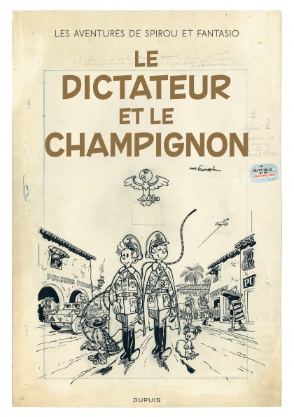 Version Originale - Le dictateur et le champignon