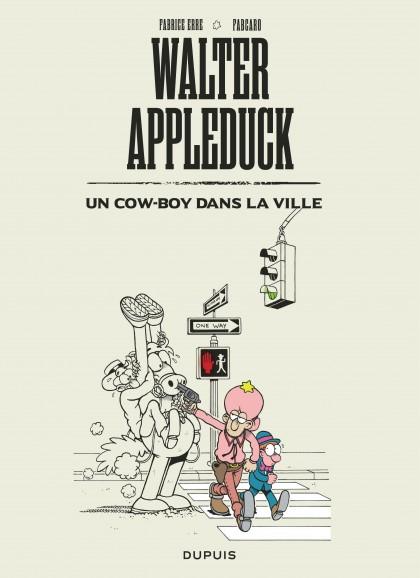 Un cow-boy dans la ville