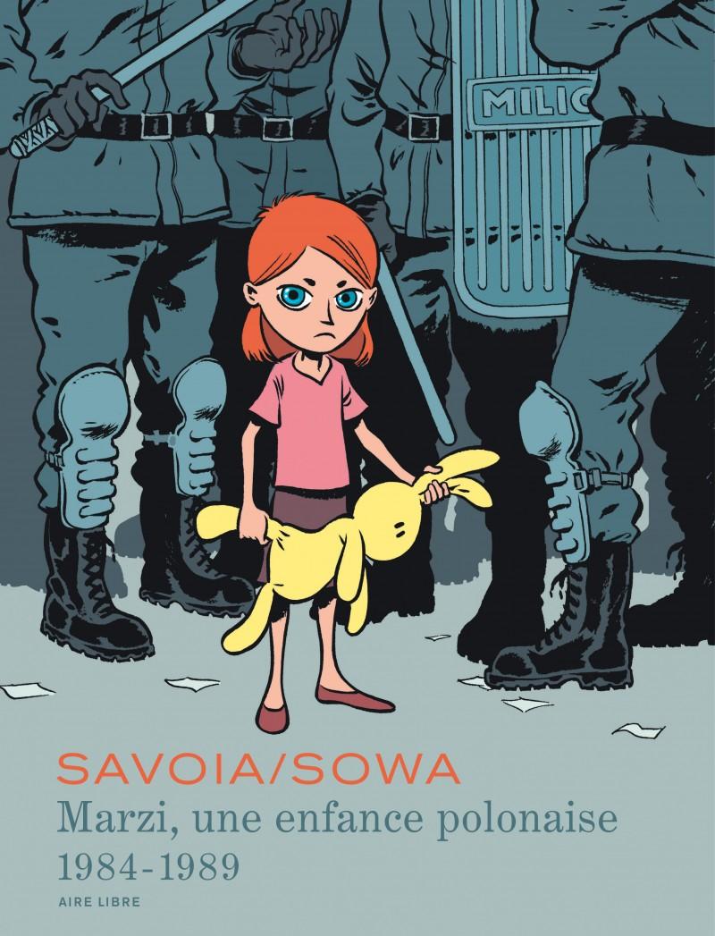 Marzi intégrale - tome 1 - Marzi, une enfance polonaise (1984-1989)