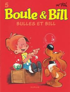 cover-comics-bulles-et-bill-tome-5-bulles-et-bill