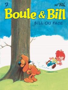 cover-comics-boule-et-bill-tome-7-bill-ou-face
