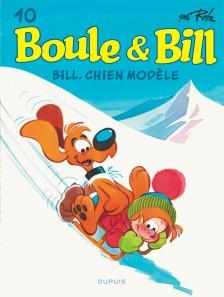 cover-comics-boule-et-bill-tome-10-bill-chien-modle