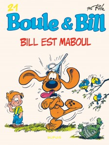 cover-comics-bill-est-maboul-tome-21-bill-est-maboul