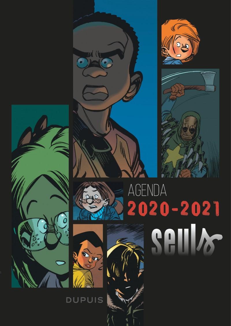 Agenda Seuls - Agenda Seuls 2020-2021