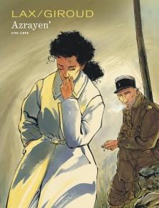 cover-comics-azrayen-8217-dition-intgrale-tome-1-azrayen-8217-dition-intgrale
