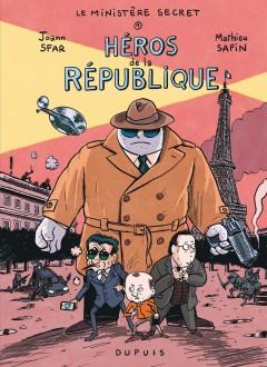 cover-comics-le-ministre-secret-tome-1-hros-de-la-rpublique