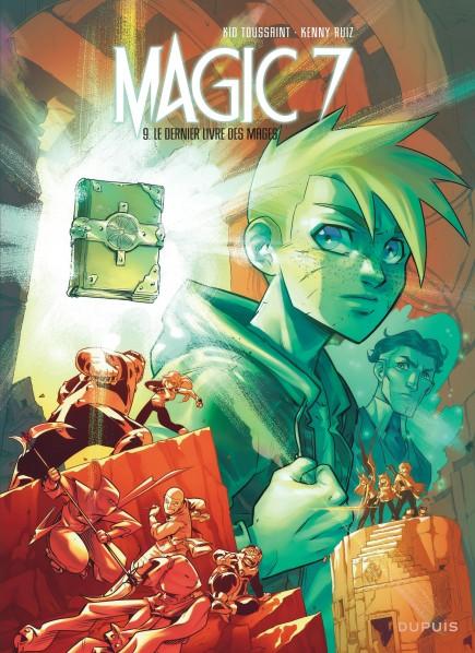 Magic 7 - Le dernier livre des mages