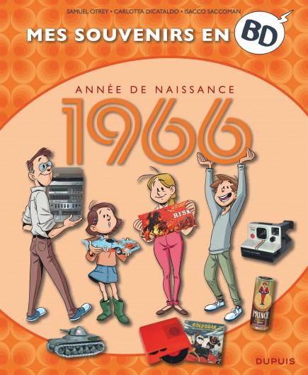 Mes souvenirs en BD - 1966