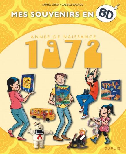 Mes souvenirs en BD - 1972