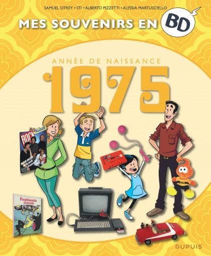 Mes souvenirs en BD - 1975