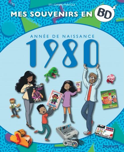 Mes souvenirs en BD - 1980