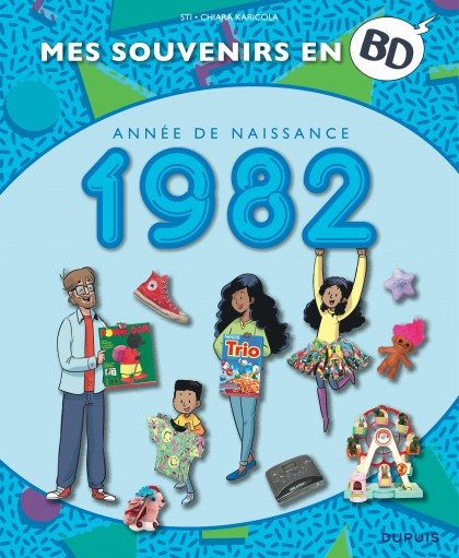 Mes souvenirs en BD - 1982