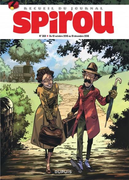 Recueil Spirou - Recueil Spirou 359