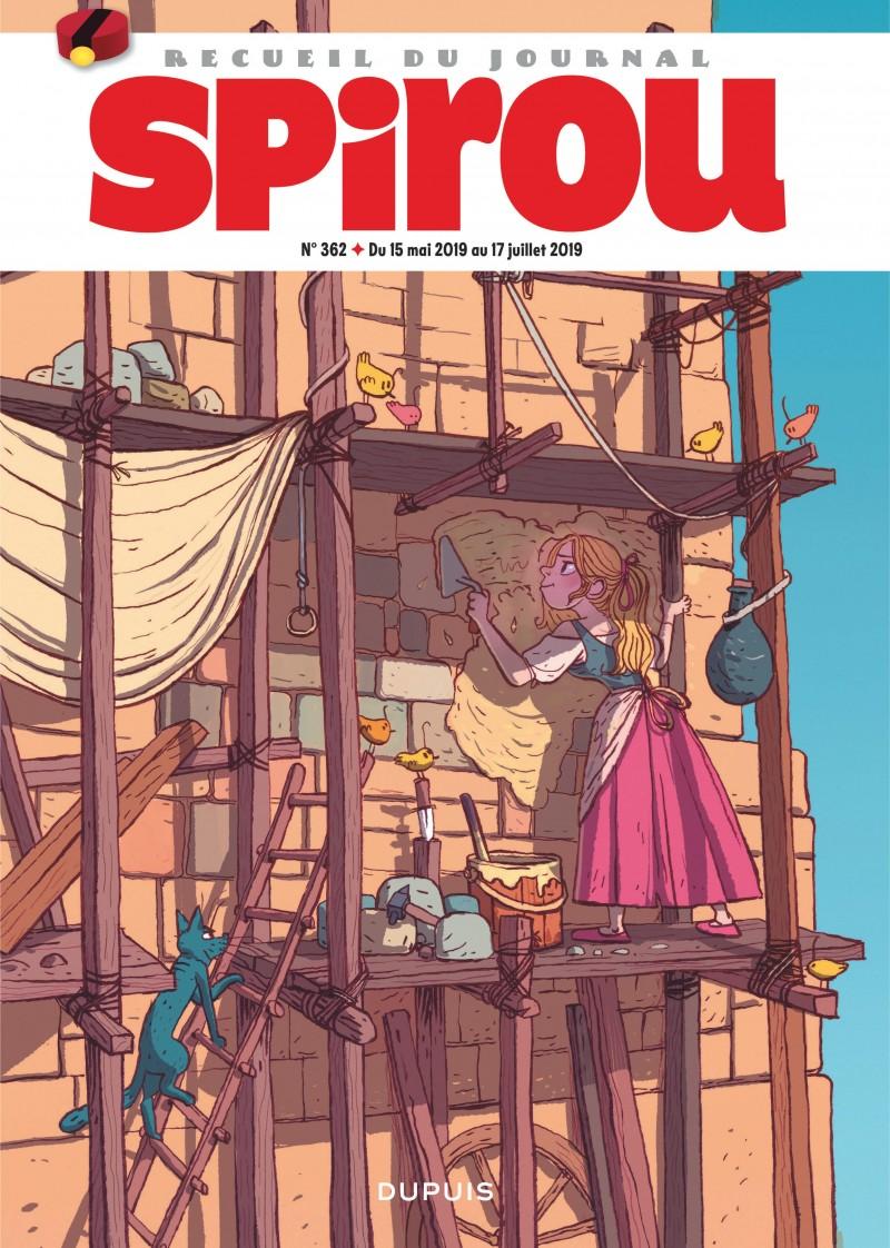 Recueil Spirou - tome 362 - Recueil Spirou 362