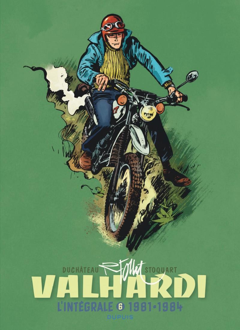 VALHARDI - Compilation - tome 6 - Valhardi, L'intégrale, tome 6 (1981-1984)