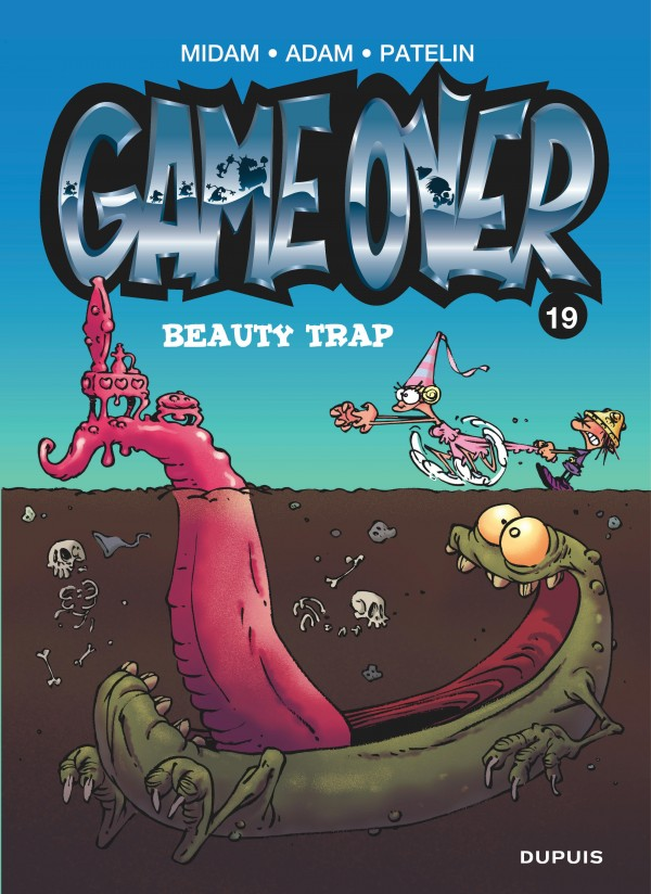 cover-comics-game-over-tome-19-beauty-trap