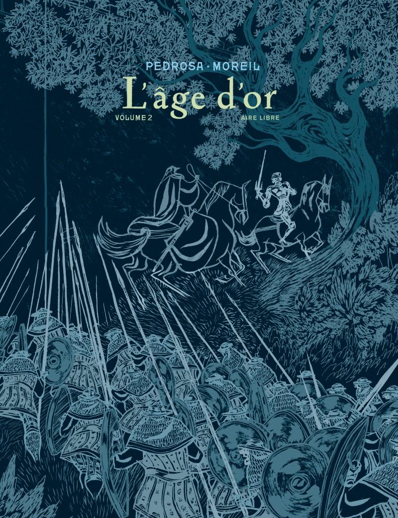 L'âge d'or - tome 2 - L'âge d'or  - seconde partie
