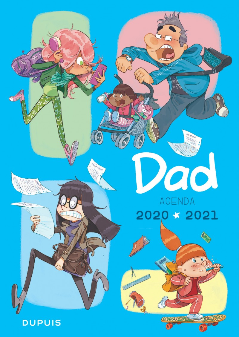 Agenda Dad - Agenda Dad 2020-2021