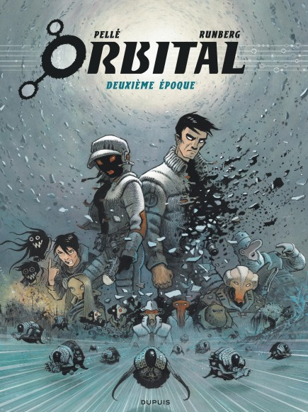 Orbital - L'intégrale - Deuxième époque