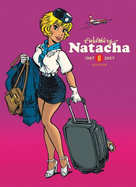 Natacha - Compilation - Natacha - L'intégrale, tome 6