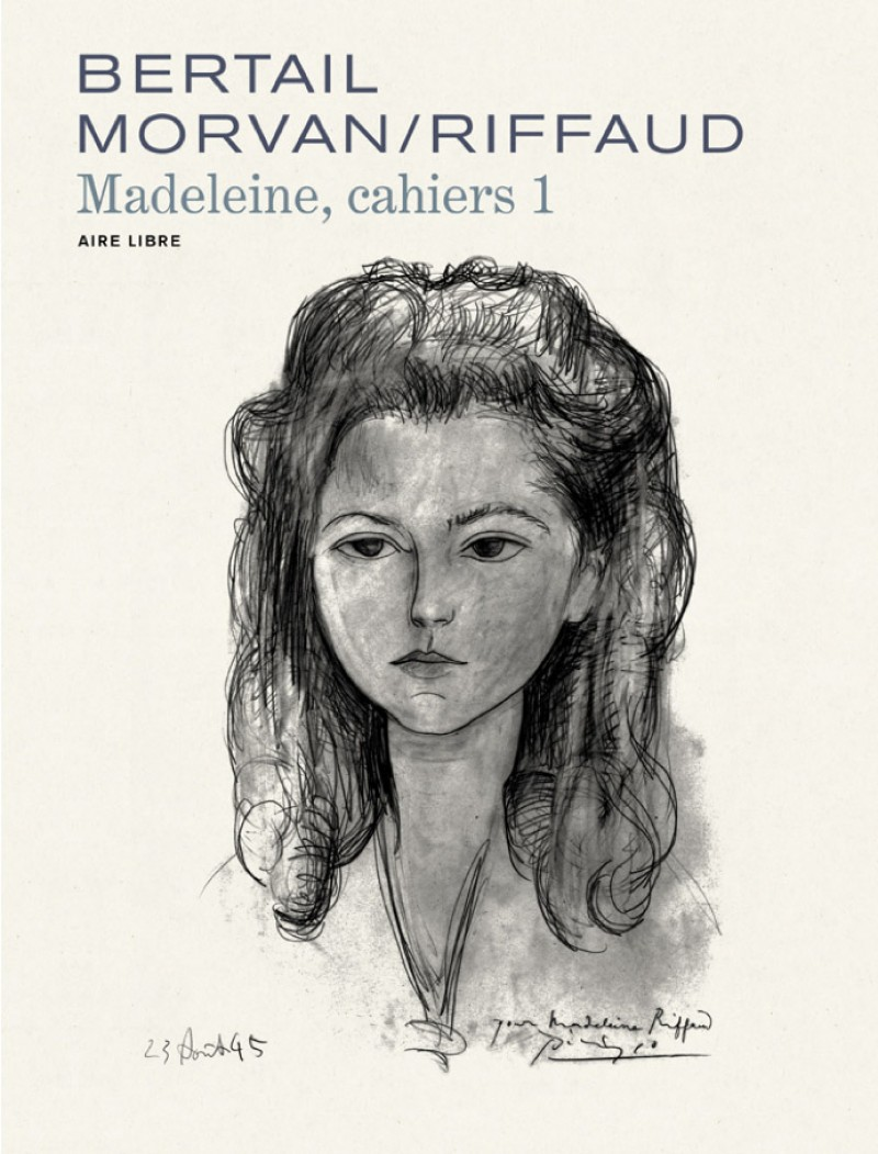 Madeleine, résistante - Cahiers  - tome 1 - Madeleine, résistante - Cahiers  1/3