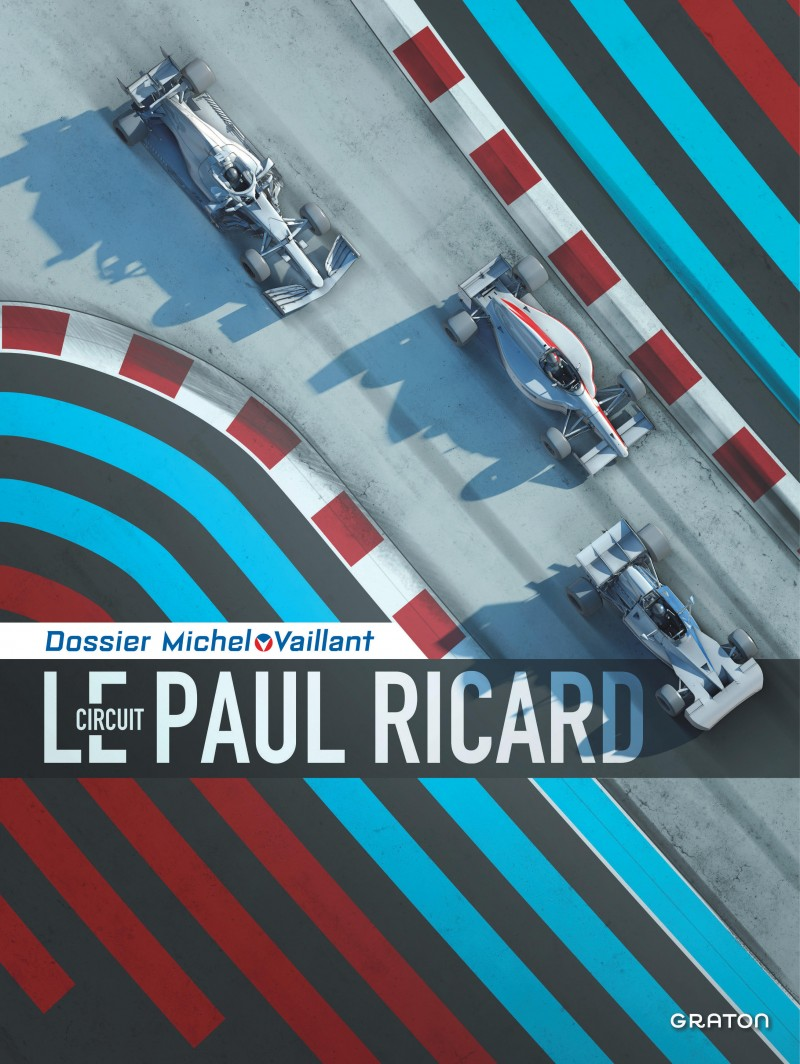Michel Vaillant - Files - tome 15 - Le circuit Paul Ricard