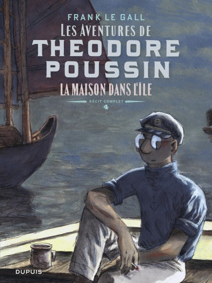 Théodore Poussin - Récits complets - La maison dans l'île