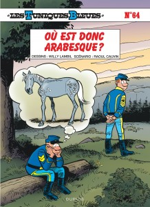 cover-comics-les-tuniques-bleues-tome-64-o-est-donc-arabesque