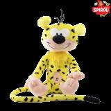 Stuffed toy Marsupilami seated
