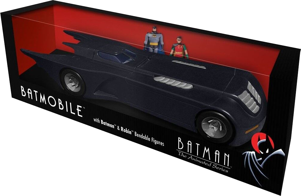 Replique Batmobile (Batman & Robin) - DC Comics