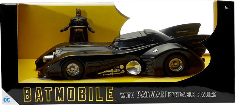 Replique Batmobile (Batman Michael Keaton) - DC Comics